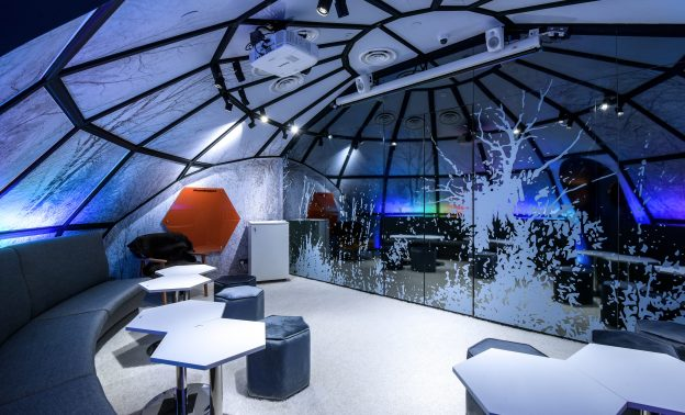 HUONE Clarke Quay (Singapore), Igloo room