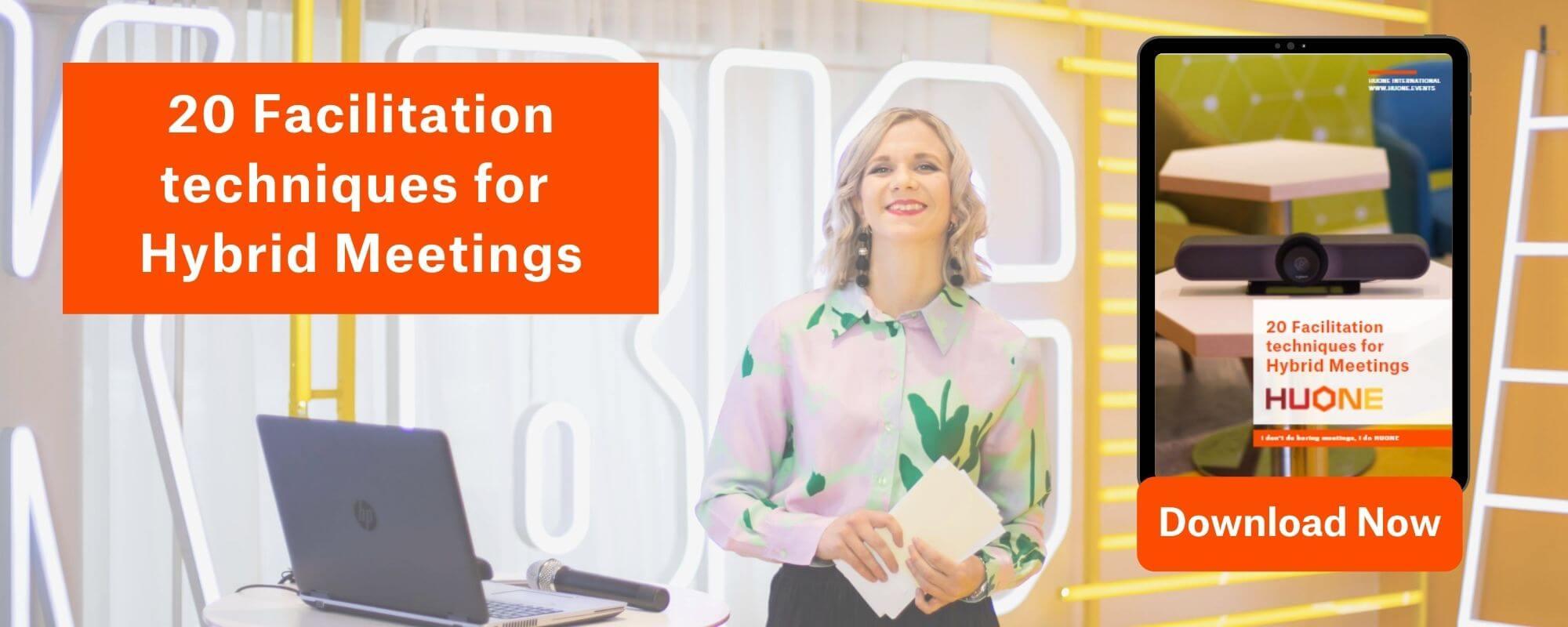 Hybrid meeting facilitation_Ebook download