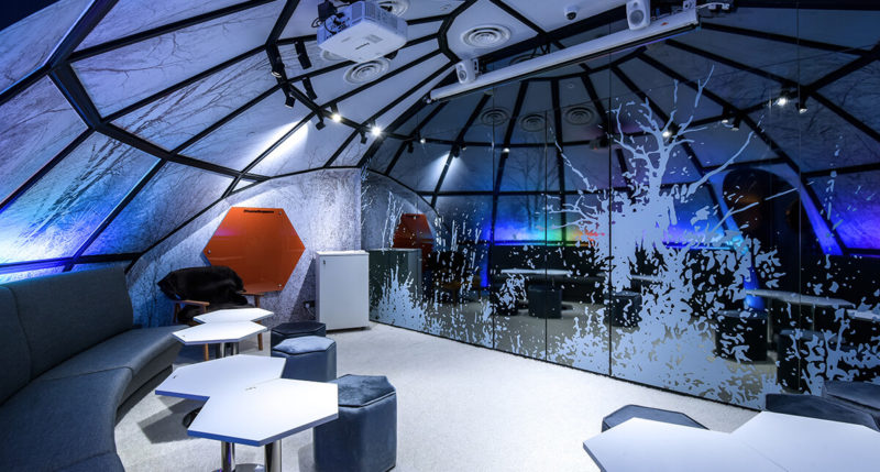 HUONE_Singapore_igloo_room