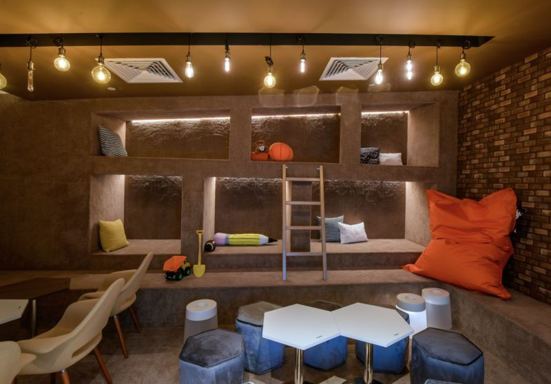 sandbox room huone Singapore