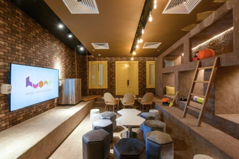 creative conference room huone singapore clarke quay Sandbox room