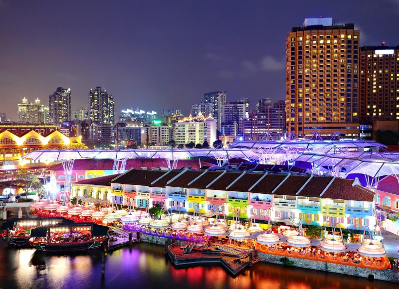 huone singapore clarke quay