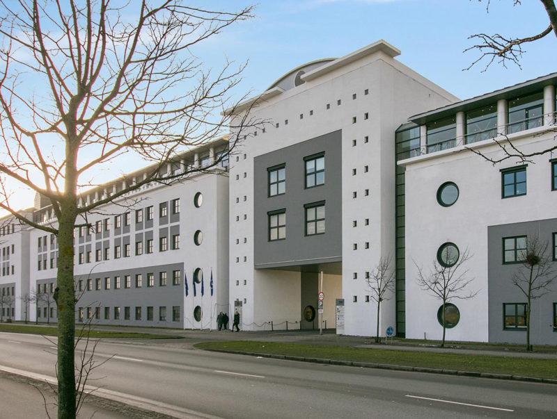 HUONE Copenhagen Entrance : Facade