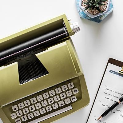 Write invitation