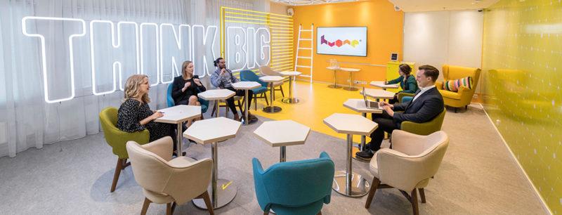 Huone creative meeting space :: Huone innovatiivinen kokoustila 2000x1080px
