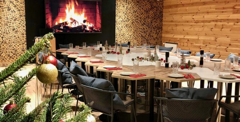 inspiring venue for Christmas party 2021